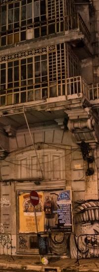 Lisbon - Abandoned Building