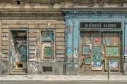 Gallery Doorway - Prague