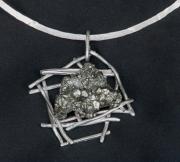 Silver & Pyrite