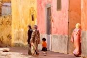 Street Scene- Essouira