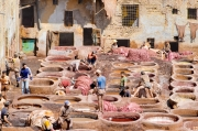 Tannery - Fez - IV