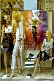 Blonde Mannequins