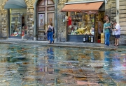 Cobble Stone Reflection