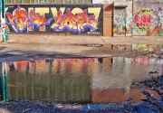 Five Pointz Puddle