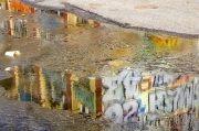 Graffiti Reflected